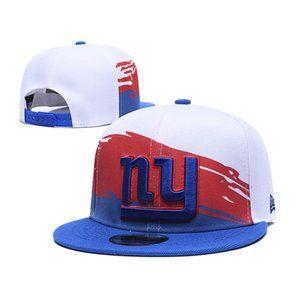 New York Giants Snapback Hat Baseball Cap